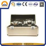 Случай игры спорта хранения золота алюминиевый (HS-7001)