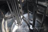Molho do tomate do aço inoxidável que faz a máquina