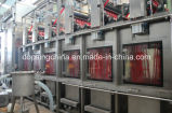 Sicurezza Belt Webbings Continuous Dyeing e Finishing Machine con Ce