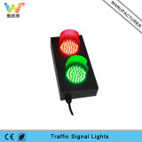 Luz de sinal de trânsito de chapa laminada a frio de 100 mm, 100 milímetros personalizados