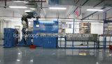 Cheio-Auto equipamento de formação de espuma físico da extrusão do fio do cabo de Feedbacl