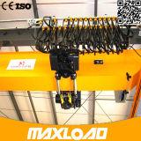 Élévateur électrique européen de câble métallique de modèle de 16 tonnes (MLER16-06)