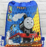 Kids Travelling Cartoon Nonwoven Drawstring Bag (M.Y.D - 024)