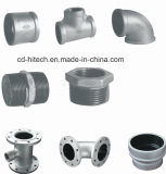 Pipe en acier galvanisée pour l'eau Consumpiton /OEM, ODM