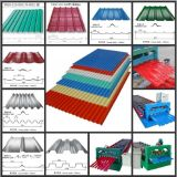 Überzogenes Dach-Stahlblech färben