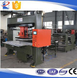 Hydraulisches Traveling Head Cutting Machine für Rubber