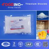 Рутил и двуокись Anatase TiO2 Titanium