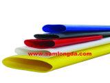 """1 """"-14"""" PVC Layflat água de descarga Mangueira para irrigação e bombas de água"""