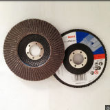 3mm Shaft를 가진 알루미늄 Oxide Abrasive Disc Flap Wheel