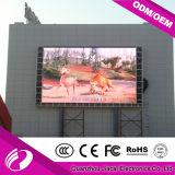 Farbenreiche im Freienmiete P4.81 LED-Bildschirmanzeige