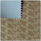 Cuoio del rivestimento del pattino del reticolo del serpente di stampa (SL019060)