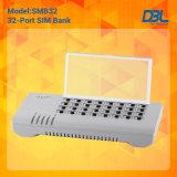 32 Kanäle G/M SIM Box mit Free G/M Remote SIM Server