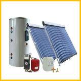 高性能の分割加圧太陽暖房装置