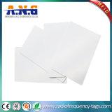 Scheda in bianco del PVC NFC per la gestione dell'identificazione