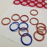 Красный цвет/синь колцеобразного уплотнения PU