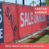 Indicador y bandera colgantes al aire libre modificados para requisitos particulares del contexto del vinilo del PVC