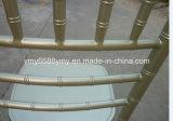Silla de aluminio de Chiavari de la silla de Tiffany de la silla de la boda de la venta caliente
