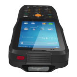 WiFi portatif 4G-Lte de l'IDENTIFICATION RF NFC de code barres de support de lecteur de RFID de Jepower Ht380k