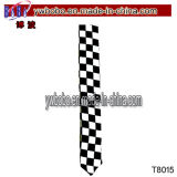 Decoratie van de Partij van de Stropdas van de Band van het Satijn van de Streep van de Band van de Polyester van boorden en dassen de Duidelijke (T8012)