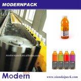 熱いジュースの飲み物ペットガラスビンの転覆の滅菌装置機械