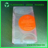 プラスチックペットゆとりの印刷かみそりの包装ボックス
