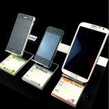 Général universel de téléphone portable de support mobile acrylique clair de présentoir (HY-YXB0036)