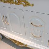 Luxuxfußboden - eingehangener französischer provinzieller Badezimmer-Eitelkeits-Schrank