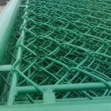 Сетка загородки звена цепи ячеистой сети для экспорта