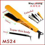 Straightener novo do cabelo do LCD Digital do profissional do projeto M524