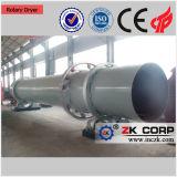 Фабрика роторного сушильщика песка кремнезема Китая