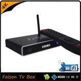 Caja elegante androide mucho de gran alcance de IPTV WiFi TV