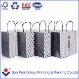 2016 bolsas de papel modificadas para requisitos particulares para el empaquetado de los zapatos