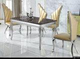(B8069) Vorlagenentwurfs-Flügel-Flügel-Winkel, der Stuhl für Abendessen speist