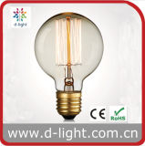 25W 40W 60W E27 B22 Vintage Antique Decorative Clear Amber Mega Globe G80 G95 G125 Edison Bulb