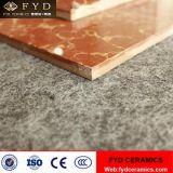 Purpurartiges Rot Pulati Porzellan/keramische Fußboden-Fliesen