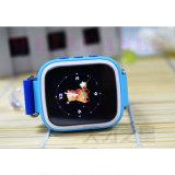 Intelligente Uhr der Hauptquartier-Bildschirm-Fernüberwachen-Silikonwristband-Kinder für Android/iPhone