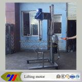 Motor de dispersión de alta velocidad de Mulsion del mezclador de la elevación hidráulica