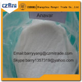 2016 neuestes orale Steroid-Tabletten Lonavar/Oxand/Anavar China-Export CAS-Nr. 53-39-4