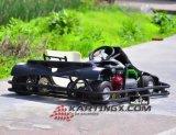 Gasolina Karting del movimiento de los adultos 270cc 4 para el asunto de alquiler