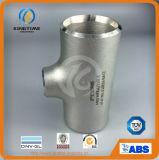 Aço inoxidável 304/316 de T igual dos Ss dos encaixes da solda de extremidade (KT0348)