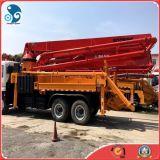Isuzuシャーシのトラックが付いている38~42m中国Sanyの具体的なポンプ