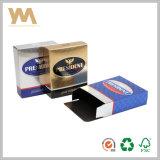 Caja de empaquetado modificada para requisitos particulares del perfume de papel para los hombres