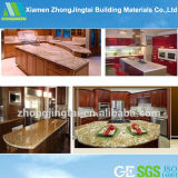 Durable Easy Clean Kitchen Countertop Material Quartz Stone Table Top