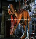 Machine de jeu d'amusement de Jurassic Park de vente et jeu électronique chauds