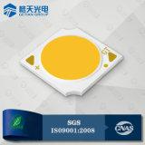Diodo emissor de luz elevado claro elevado 3W da ESPIGA do CRI 80ra 90ra 95ra SMD da eficácia 150-160lm/W