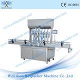 Type de type automatique machine de stand de remplissage manuelle de pétrole