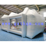 Aufblasbarer Spray-Stand-Zelt-/Qualitätsarbeitsplatz-aufblasbarer Spray-Lack-Stand