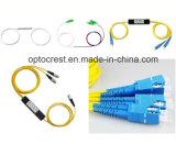 1X2 2X2 de Enige Filter van de Optische Vezel van de Wijze Fwdm/Wdm