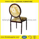 Hotel chinês da fábrica que Wedding a cadeira da parte traseira redonda
