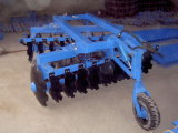 Lourd-rendement Disc Harrow de 1bz-2.0 Offset
